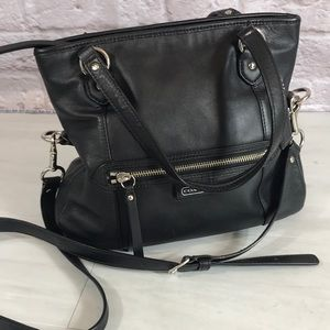 Coach Daisy Leather Mia Crossbody bag